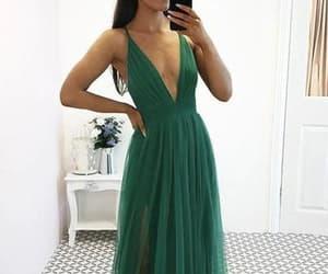 dresses, prom dress, and graduation dress image