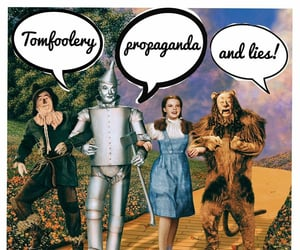 conspiracy, pandemic, and politics image