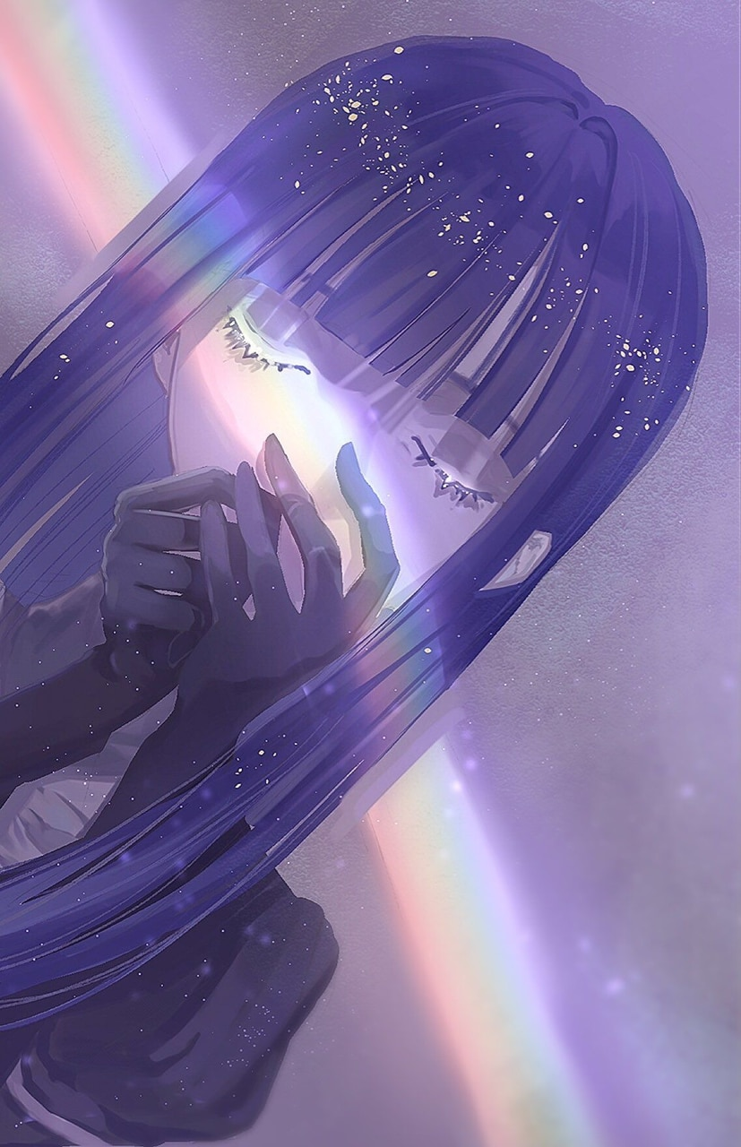 anime, girl, and hopeless image