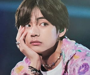 icons, bts, and taehyung image