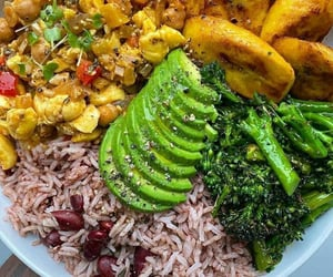 food and jamaican image