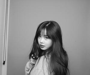 b&w, seo soojin, and soojin image