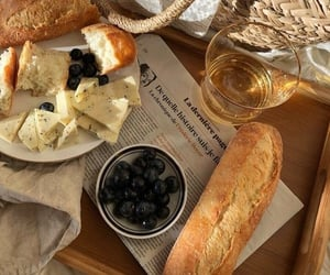 cheese, food, and bread image