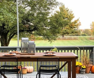 country living, patio, and decor image