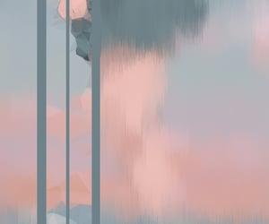 anime, girl, and theme image
