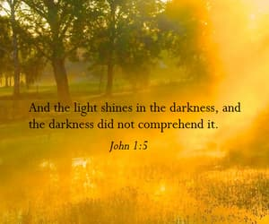 believe, light, and lord image