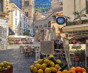 fruit, theme, and italy image