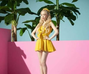 snsd, yellow, and girl's generation image