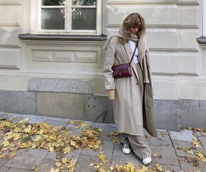 everyday look, beige scarf, and fashionista fashionable image