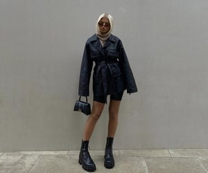 sweater, balenciaga bag, and everyday look image