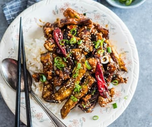 chilli, chinese food, and sichuan food image