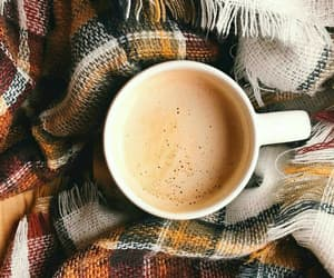 autumn, fall, and coffee love image