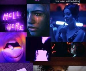 aesthetics, euphoria, and purple image