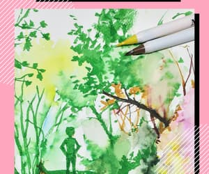 markers, pens, and artltd image
