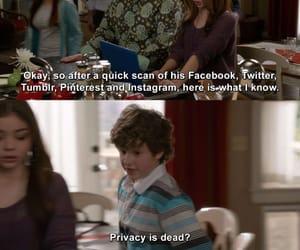 comedy, sitcom, and modern family image