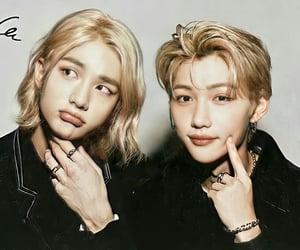 hq, skz, and hyunjin image