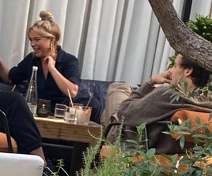 Harry Styles, florence pugh, and dwd image