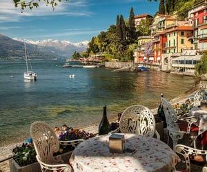italia, italy, and lake image