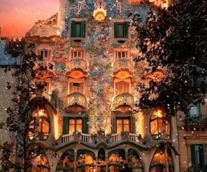 october, fairytale house, and fairytale image
