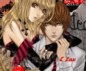 death note, gif, and misa amane image