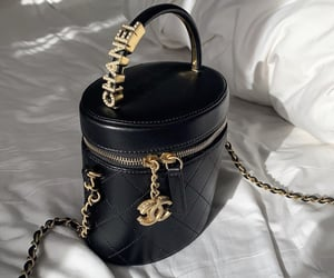 bag, chanel, and classy image