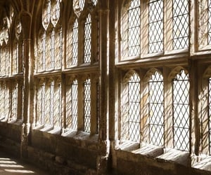 harry potter, aesthetic, and architecture image