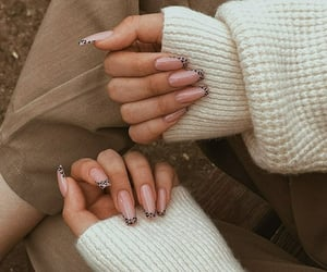cool, nails, and wow image