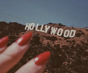 hollywood, aesthetic, and vintage image