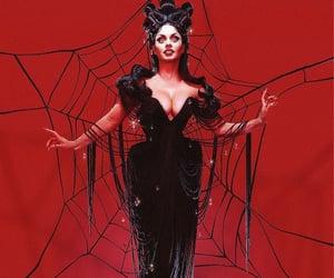Halloween, vanessa hudgens, and witch image