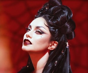 Halloween, vanessa hudgens, and vampire image