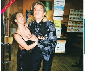 cole sprouse and barbara palvin image