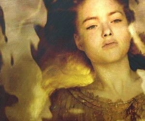 girl woman, medieval, and holliday grainger image