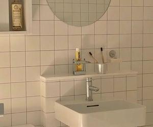 bathroom, house dream, and decor image