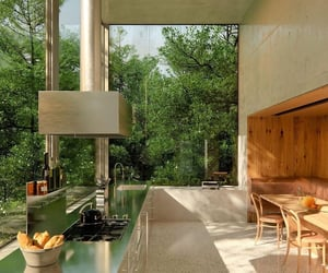 Dream, forest, and interior image