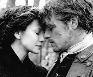 couple, love, and jaime fraser image