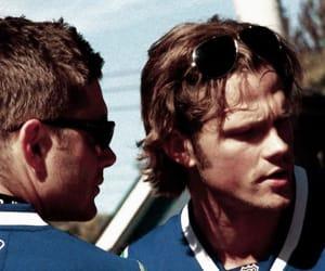 Jensen Ackles, j2, and jared padalecki image