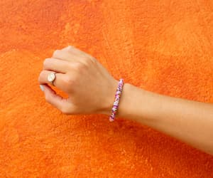 accessories, bracelets, and love image