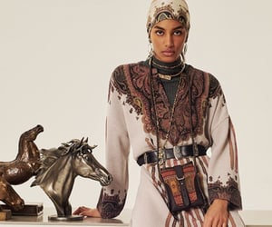 accessories, fashion, and foulard image