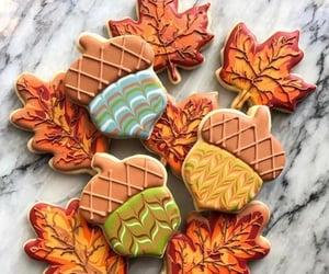 acorns, autumn, and baking image