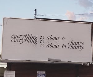 aesthetic, billboard, and quote image