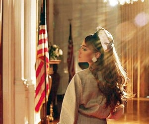 ariana grande, music video, and positions image