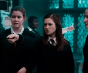 ginny weasley, harry potter, and hp image