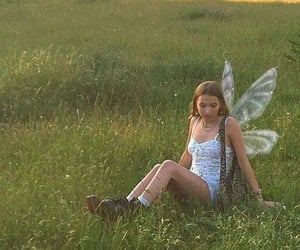 fairy, aesthetic, and cottagecore image