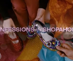 confessions of a shopaholic, movies, and title card image