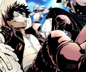 handsome, boku no hero academia, and anime image
