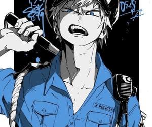 anime, anime boy, and my hero academia image