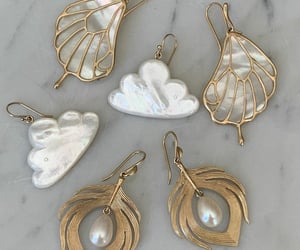 bijoux, bling, and clouds image