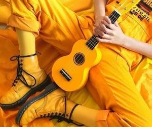 bright, sunshine, and yellow image