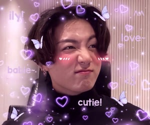purple, bts, and jungkook icons image