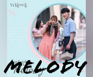 melody, new korean drama, and do do sol sol la la sol image